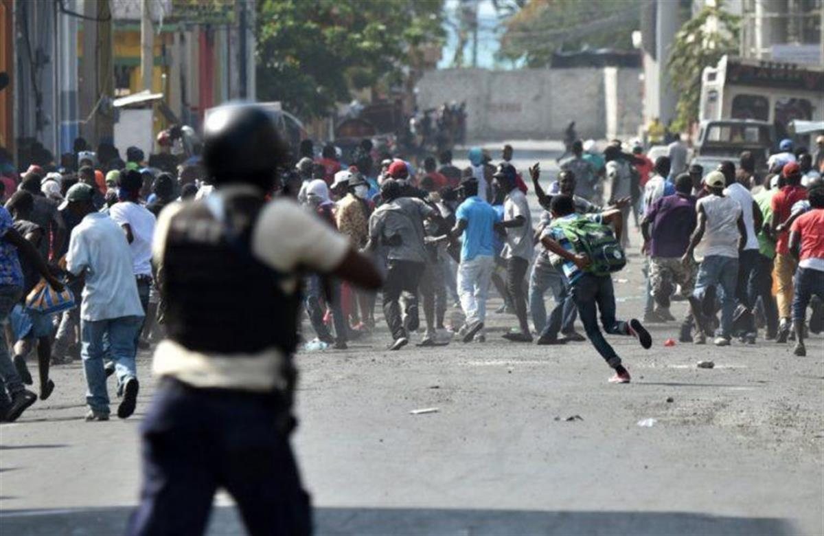 Xhaiti Protests 755X491