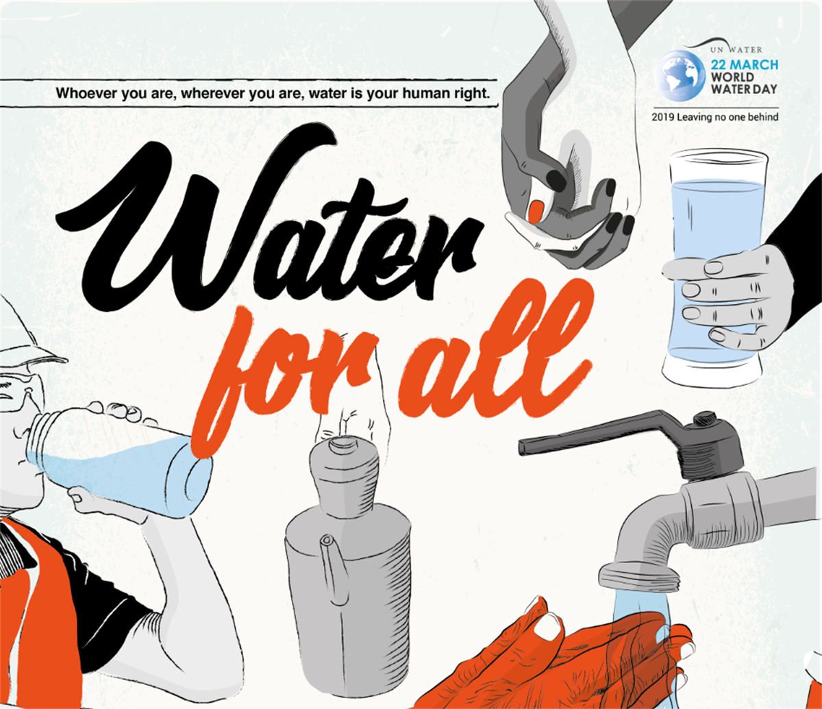 UN World Water Day 2019